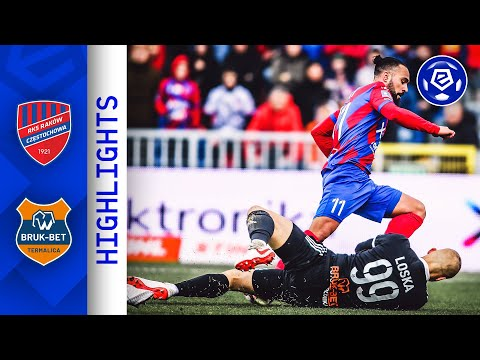 Rakow Termalica B-B. Goals And Highlights