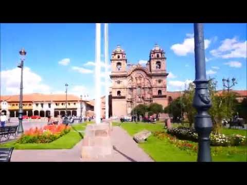 Arranged Travelers - Peru Timelapse