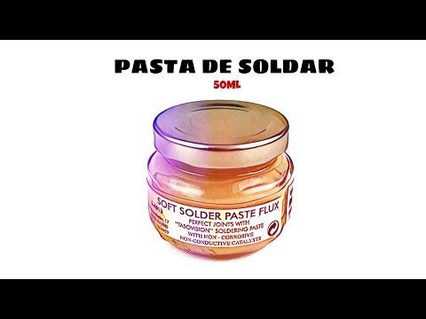 Video de Pasta de soldar 50ml