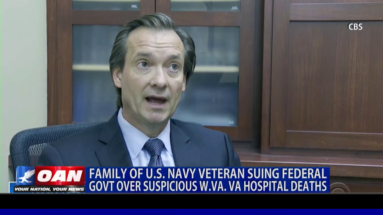 OAN Family of U.S. Navy veteran suing government over suspicious hospital deaths