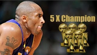 Kobe Bryant - Hall of Fame  HD (2013)