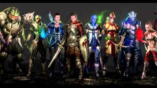 Dragon Age vs. Mass Effect: Historiography vs. Novel