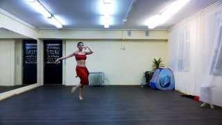 Сольное танго.Связка для танцоров 2 года обучения. Арт-Студия