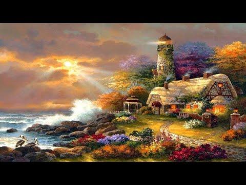 Сказочные пейзажи James Lee