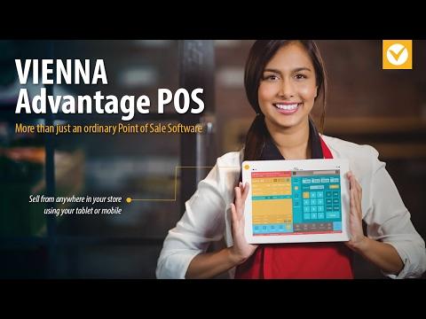 Retail Point Of Sale Software Solution | VIENNA Advantage