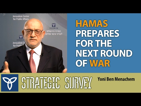 Hamas Prepares for the Next Round of War