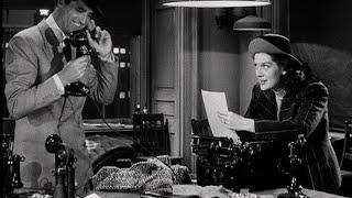 """""""Luna nueva"""" (His Girl Friday) 1940 - Trailer VO"""