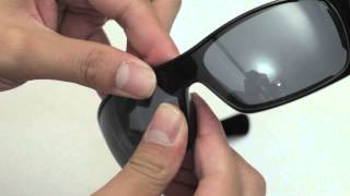 Oakley Antix Sunglasses Lenses Replacement(Installation/Removal)