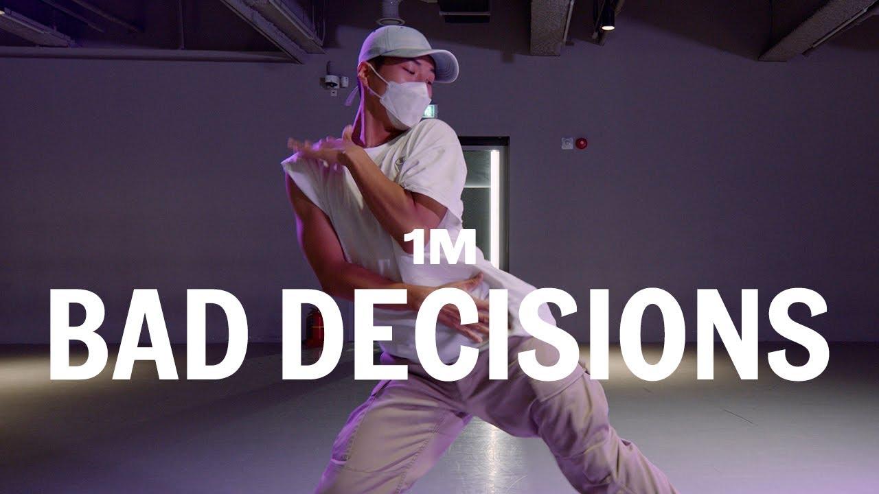 Ariana Grande - Bad Decisions / Kinky Choreography