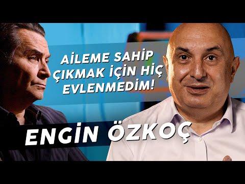 """ENGİN ÖZKOÇ """"KÖFTE EKMEK SATMAK EN SEVEREK YAPTIĞIM İŞTİ!"""""""