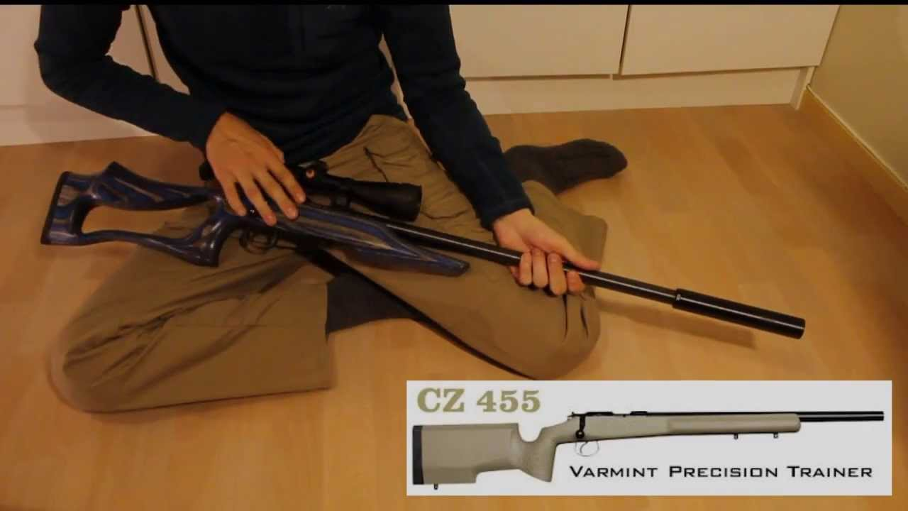 CZ 455 Review and troubleshooting
