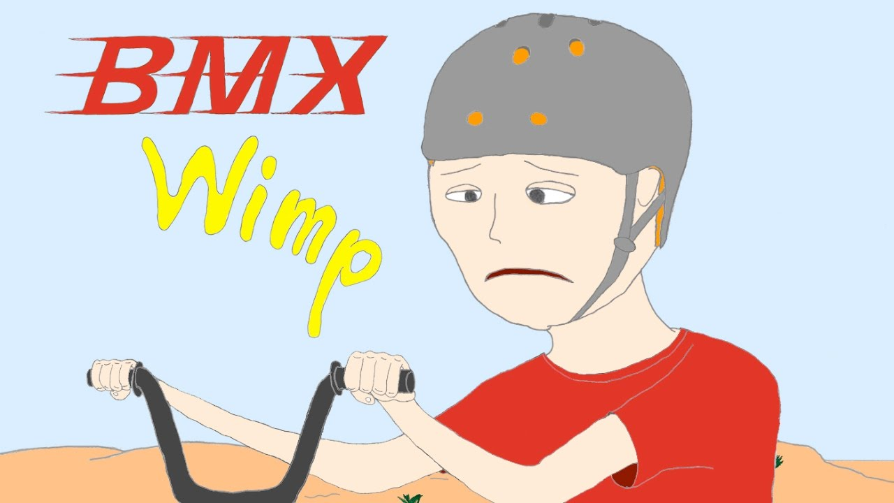 BMX Wimp (2017 2D Animation)