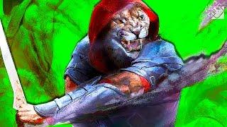 Гагатун впервые играет The Elder Scrolls: Legends