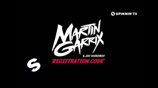 Repeat youtube video Martin Garrix  & Jay Hardway - Registration Code (FREE DOWNLOAD)