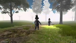 Обзор на игру Slendytubbies
