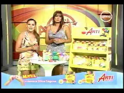 Ayer y Hoy Mencion Arti Creativo 13 03 2011
