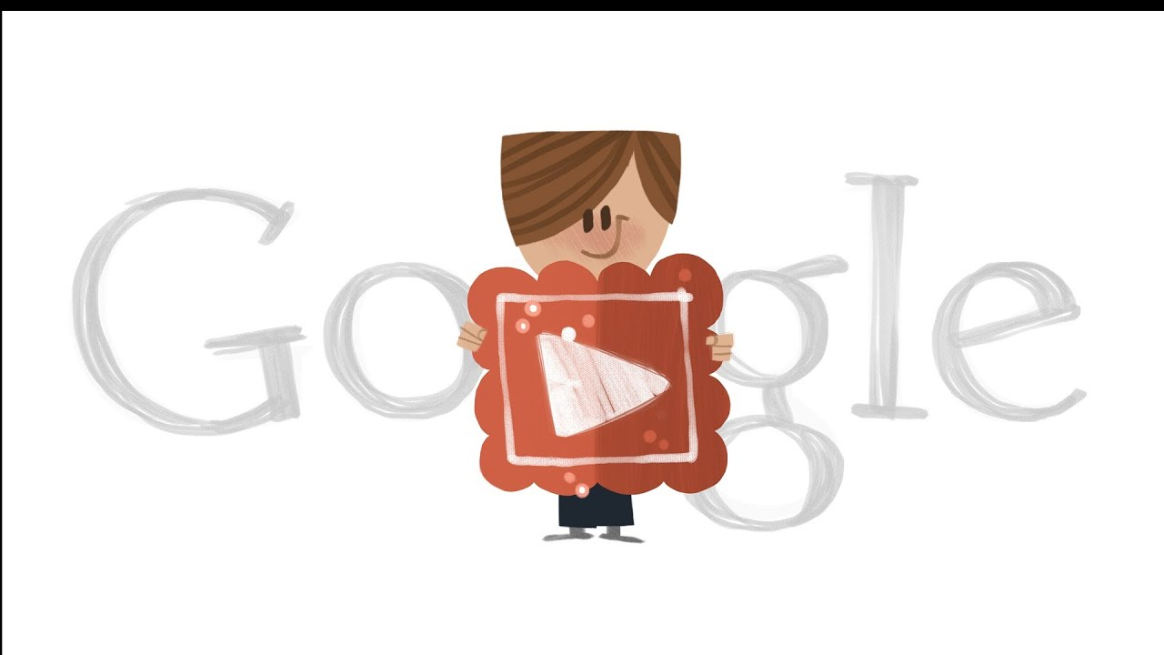 Valentine S Day Google Doodle Youtube