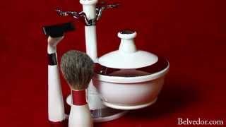 Набор для бритья Weisen Белведор(, 2015-10-24T13:25:34.000Z)
