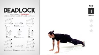 Deadlock Workout   Full     Strength & Tone     30 Min