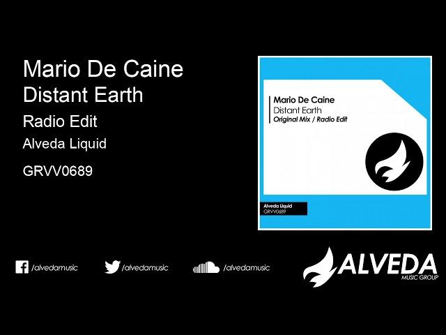 Mario De Caine - Distant Earth (Radio Edit)