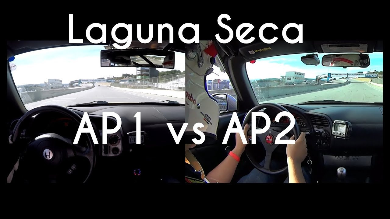 Ap1 Vs Ap2 >> S2000 Ap1 Vs Ap2 Hot Laps And Track Day Shenanigans At Laguna Seca