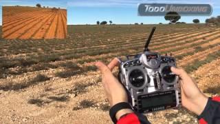 Construir un drone dji F550 hexacopter. Prueba fail safe 6/6