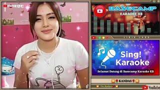 Kandas(karaoke)duet bareng bya_bya si cantik goyang tipis tanpa vocal cowok.