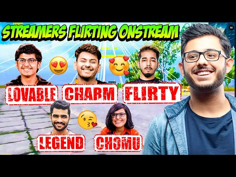 Streamers Flirting With Girls On Stream - Dynamo, Mortal, Carry, Scout, Shreeman.