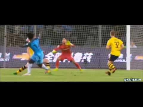 Боруссия Д - Манчестер Сити 1:1 (5:6 по пен.) | Обзор матча