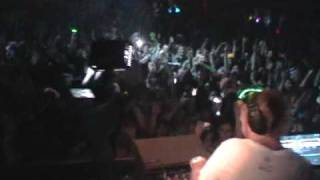 Rusko @ Avalon // Kid Sister - Pro Nails Remix // DJ Set