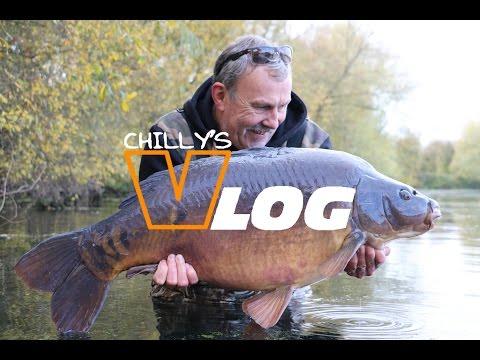 ***CARP FISHING TV*** Chilly's Vlog Episode 2