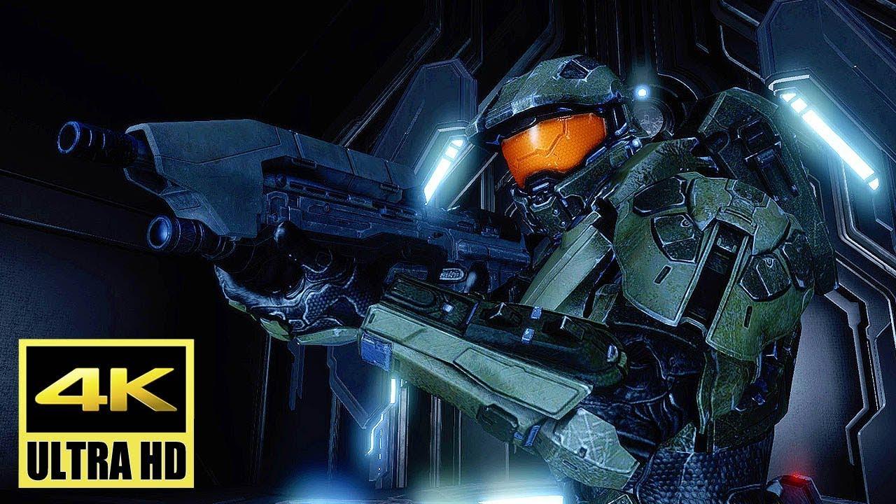 [4K] HALO: The Master Chief Collection - Xbox One X Enhanced Trailer @  60ᶠᵖˢ UHD ✔