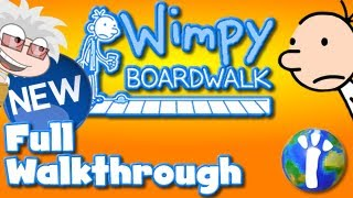 ★ Poptropica: Wimpy Boardwalk Full Walkthrough ★