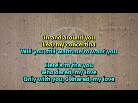 Toto - Lea (Karaoke)