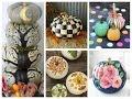 Pumpkin Painting Ideas - Best No Carve Pumpkins for Halloween