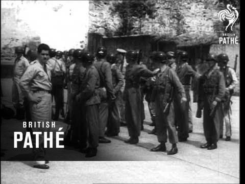 Rebel Uprising In Costa Rica AKA Costa Rica Uprising (1955)