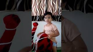 Innocent baby palak learning Alphabet's/ABC'S/kid's learning a to z