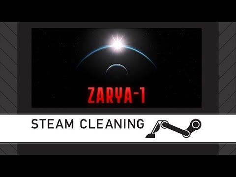 Steam Cleaning - Zarya-1: Mystery on the Moon |