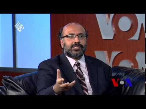Cafe DC: Dr. Hassan Abbas, Author, The Taliban Revival