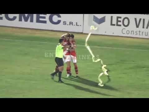 Copa Argentina. Gimnasia (3) 3-2 (3) Maipú