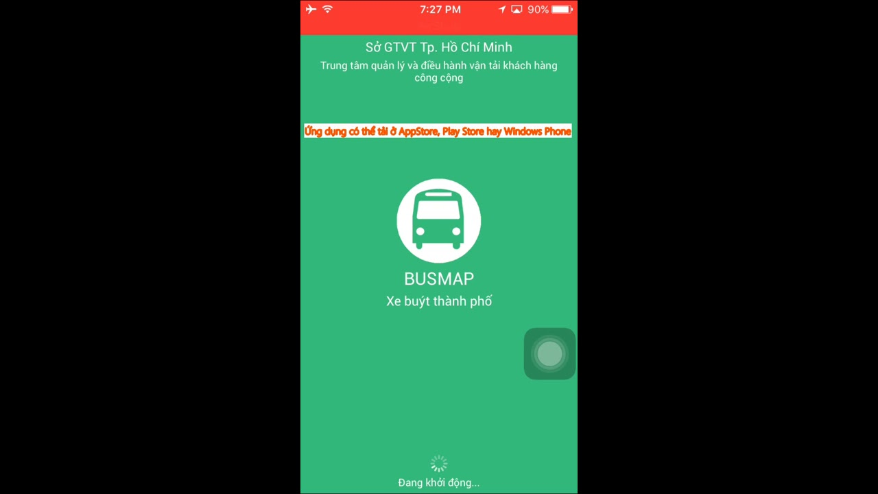 Giới thiệu ứng dụng Bus Map – Tra cứu xe buýt dễ dàng hơn bao giờ hết