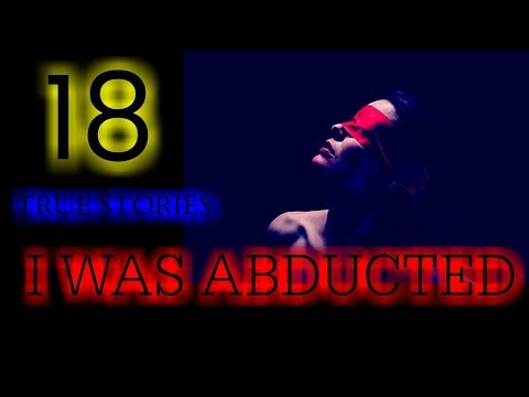 18 TRUE Abducted Stories