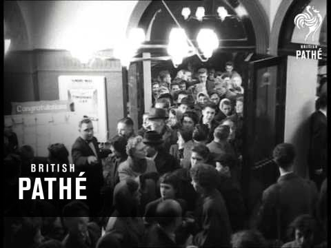 Opening Of New Granada Cinema At Brixton (1957)