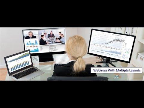 *** Best Free Video Conferencing & Webinar System ***