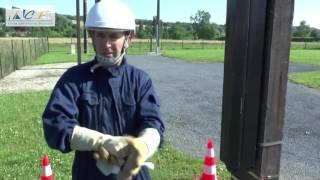 Formation Sécurité Reims Soissons : travaux sous tension - vidéo 3