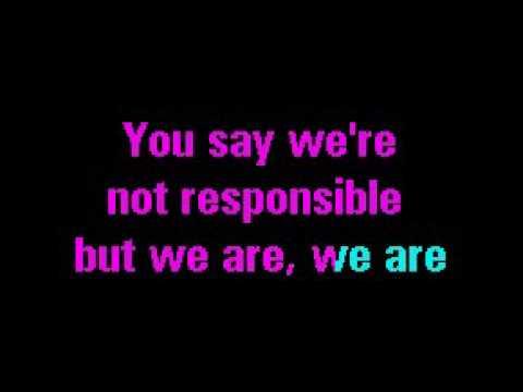 We areAnna JohnssonKaraoke Version