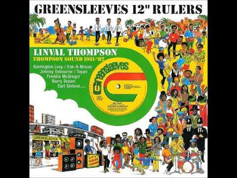 Greensleeves 12' Rulers - Thompson Sound 1981-'82 [2008 Full Album]