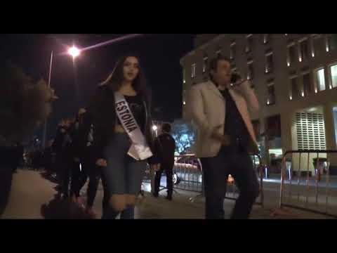 Miss Europe World 2018 2nd Week in Lebanon