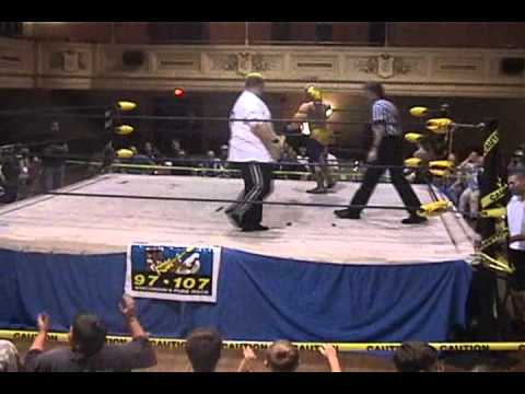 Bigtime vs Slippery Puddin' with Hornswoggle's Debut!