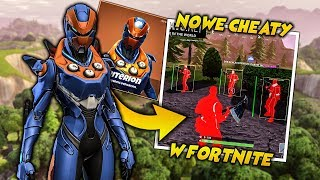 THE NEW WORST CHEATS IN FORTNITE!!!